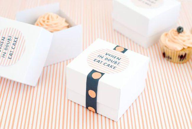21 Free Printable Gift Box Templates \u2013 Tip Junkie