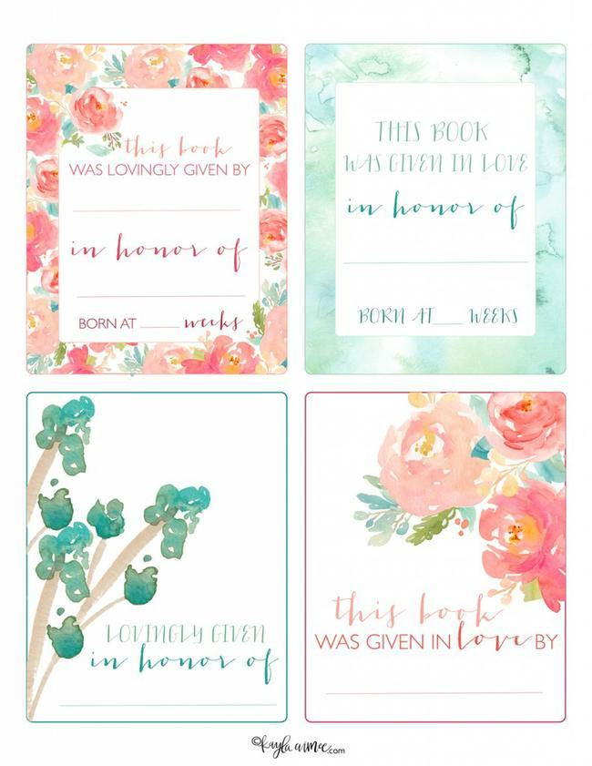 78 Free Printable Labels and Beautiful Tags \u2013 Tip Junkie