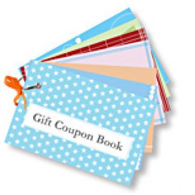 Coupon Book Template {Mother\u0027s Day Printables} \u2013 Tip Junkie