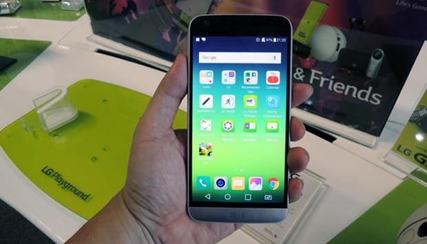 Performa LG G5 SE Lebih Baik Ketimbang LG G4