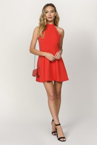 Red Dresses | Red Prom Dress, Red Cocktail Dress | Tobi