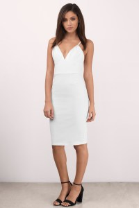 white evening dresses for women - Dress Yp