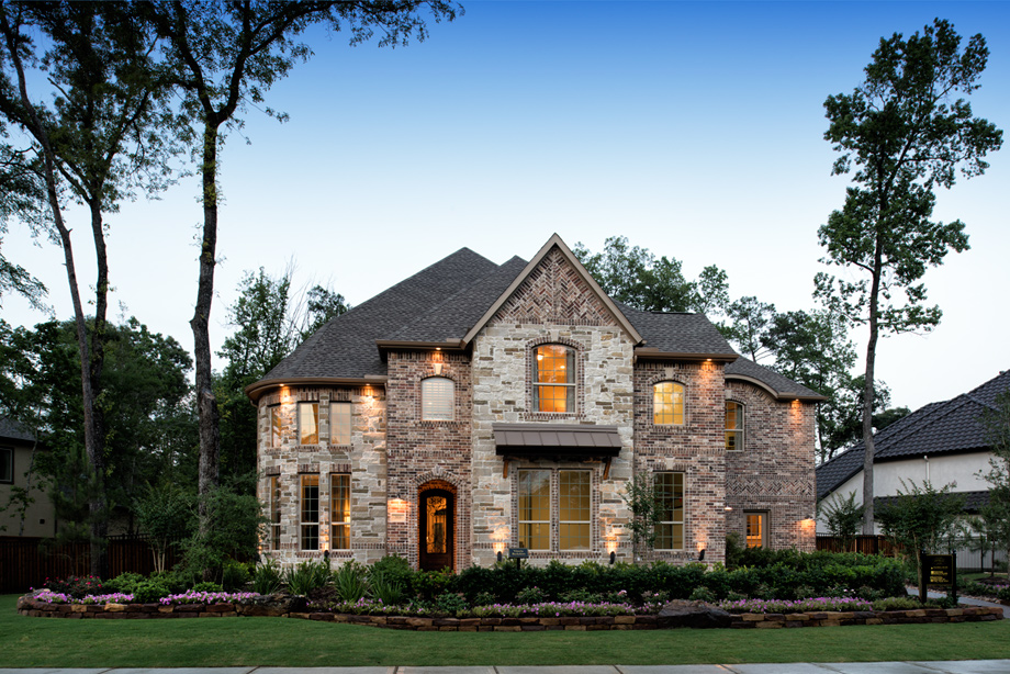 New Homes in Irving TX - New Construction Homes Toll Brothers® - luxury home designs