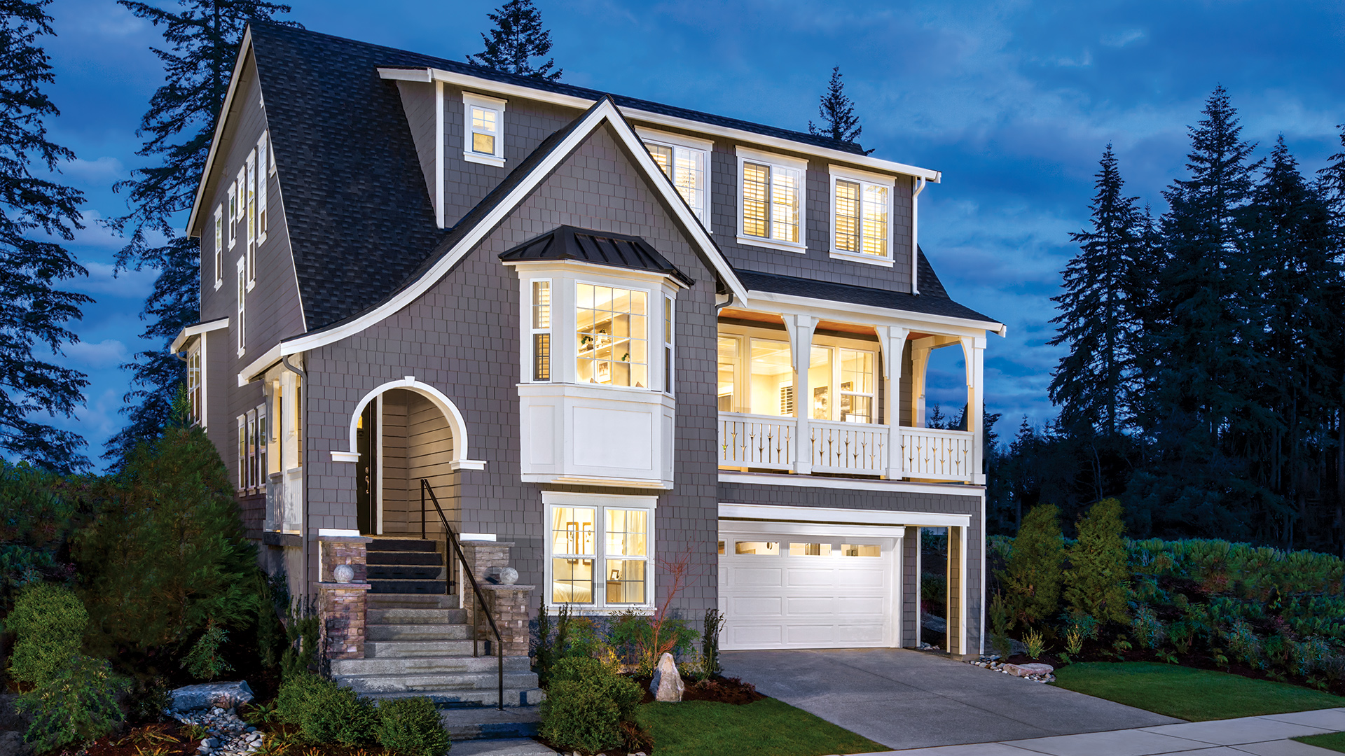 Garage Experts Of The Central Valley New Luxury Homes For Sale In Happy Valley Or Toll Brothers At