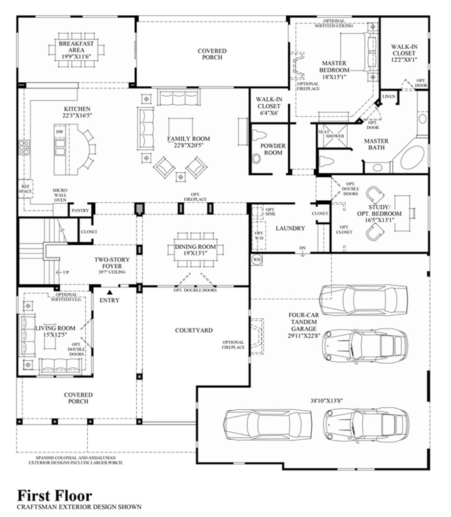 Plan Veranda Plan Veranda Floor Plan With Plan Veranda Two Bedone Bath With