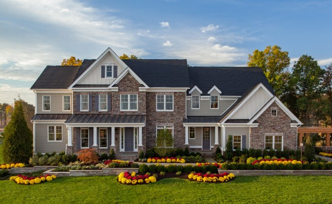 Reserve At Franklin Lakes Signature Collection The Windermere Home Design