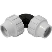 MDPE Equal Elbow 32mm - Toolstation