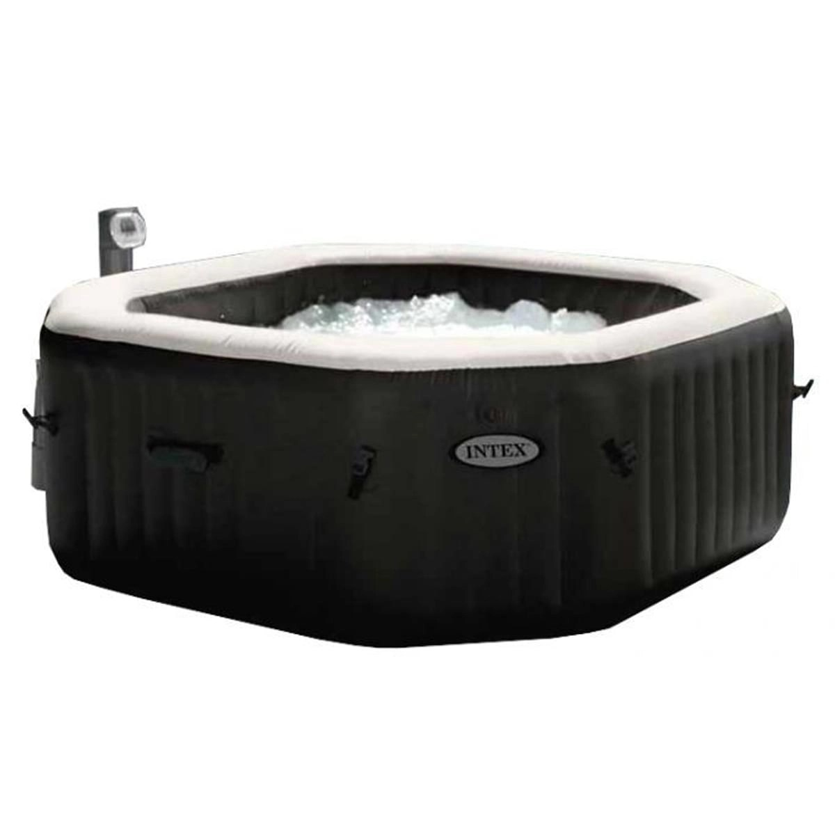 De Bubbel Zwembad Intex Pure Spa Jet Bubble Deluxe 6 Persoons