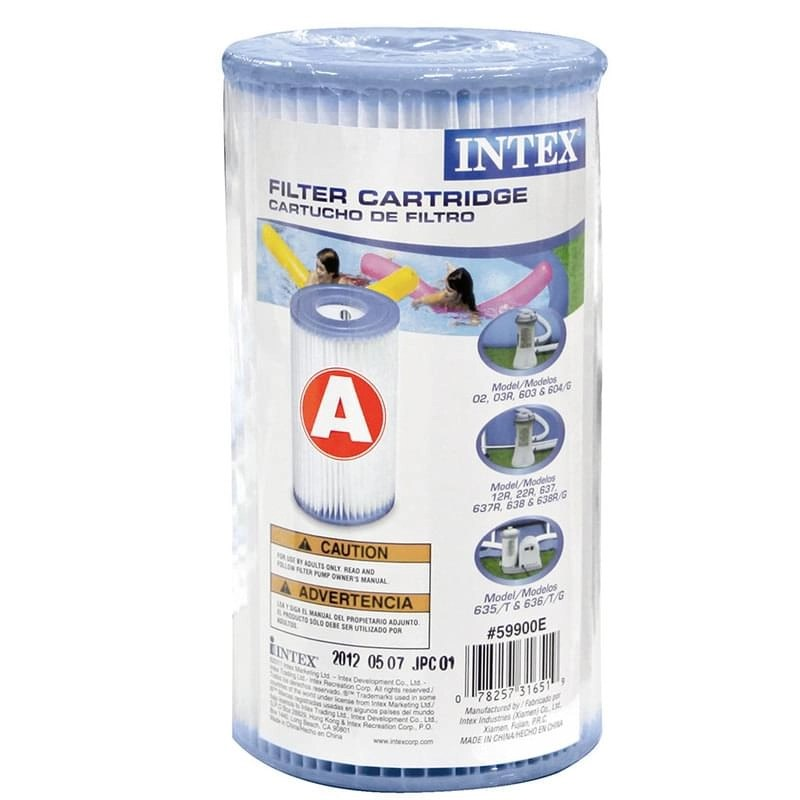 Filter Zwembad Intex 29000 Intex Filter Cartridge Type A | Goedkoop Op Toppy