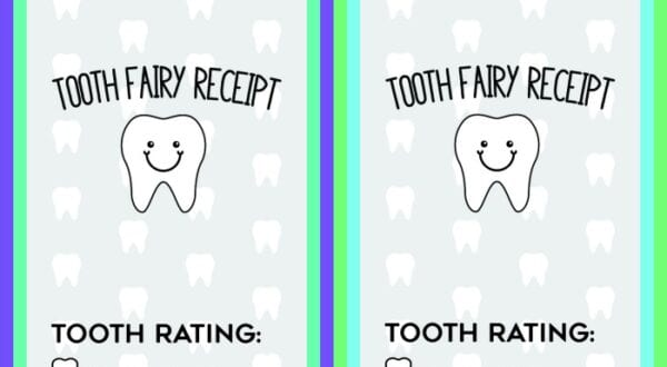 tooth fairy cards Archives \u2022 Totally The Bomb