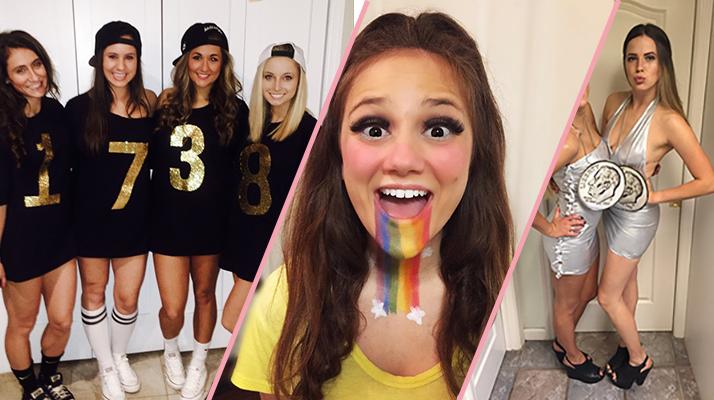 Total Sorority Move The 33 Best Halloween Costumes Sorority Girls