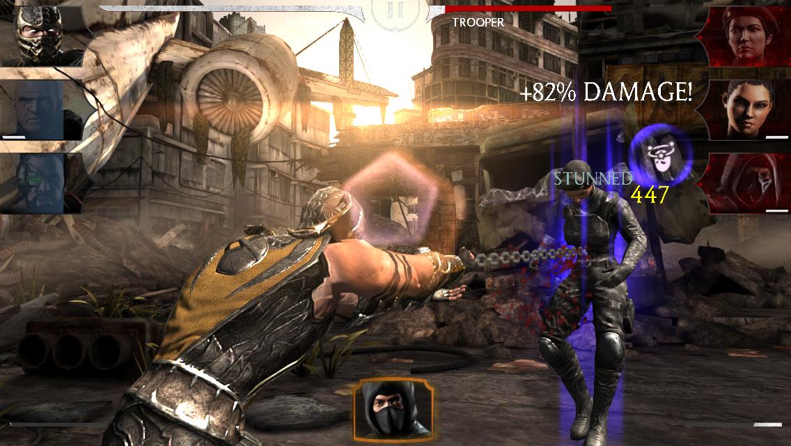 Scorpion Mortal Kombat Hd Wallpaper Mortal Kombat X Review Vengeance Feels A Lot Like