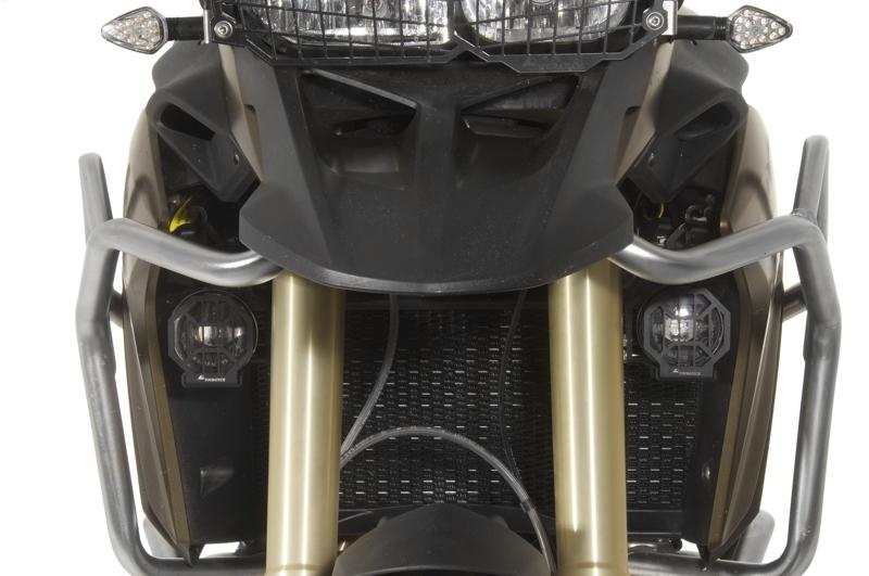 LED Auxiliary Lights, BMW F800GS, 2013-on