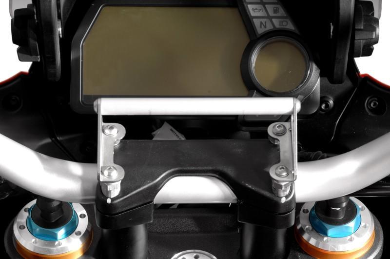 Gps Handlebar Bracket Adapter Ducati Multistrada 1200