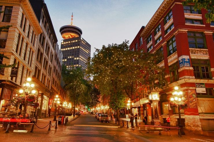 Panoramic Wallpaper Fall Visitor S Guide To Historic Gastown In Downtown Vancouver