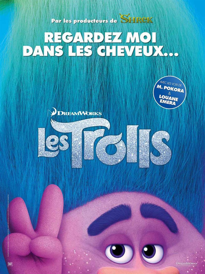 Kd Wallpaper Hd Trolls 2016 Poster 1 Trailer Addict