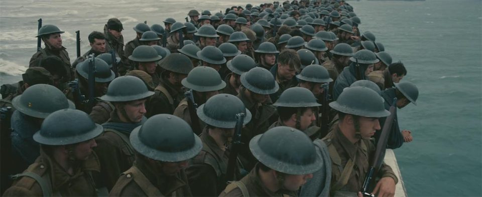 Dunkirk Announcement Trailer Screencap