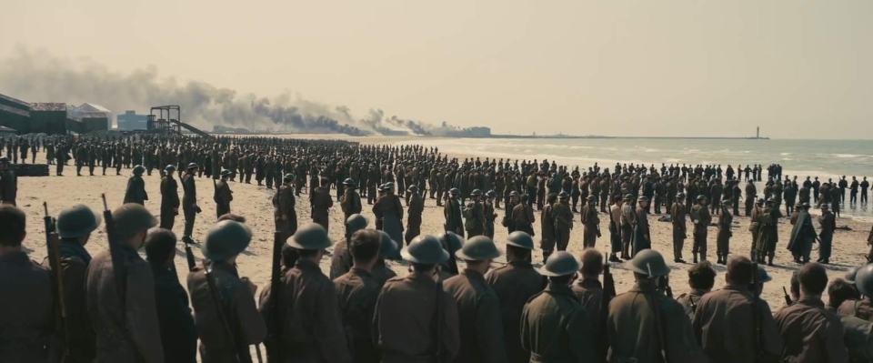 Dunkirk Trailer Screen Shot 1