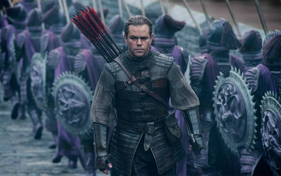 The Great Wall Feature Trailer