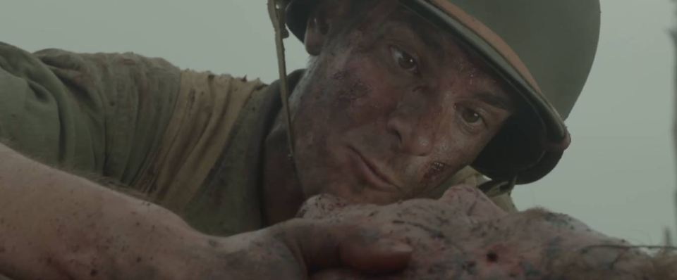 Hacksaw Ridge Trailer Screen Shot 2