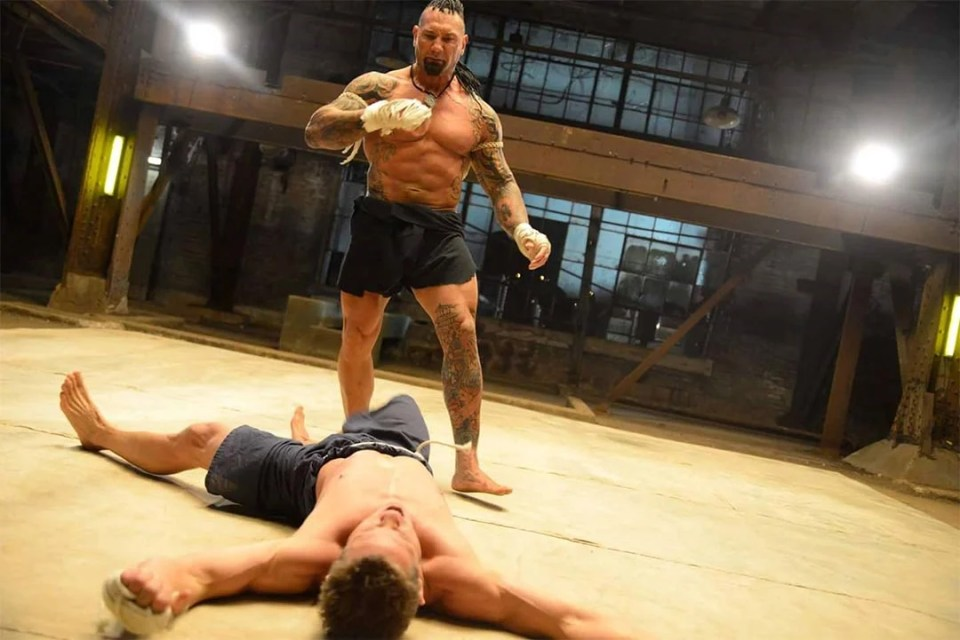 Kickboxer: Vengeance Trailer Screencap