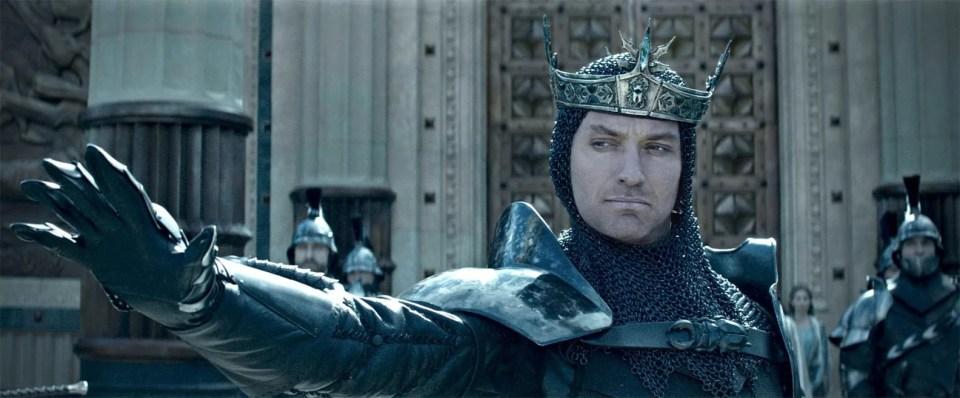 King Arthur: Legend of the Sword Trailer Screencap