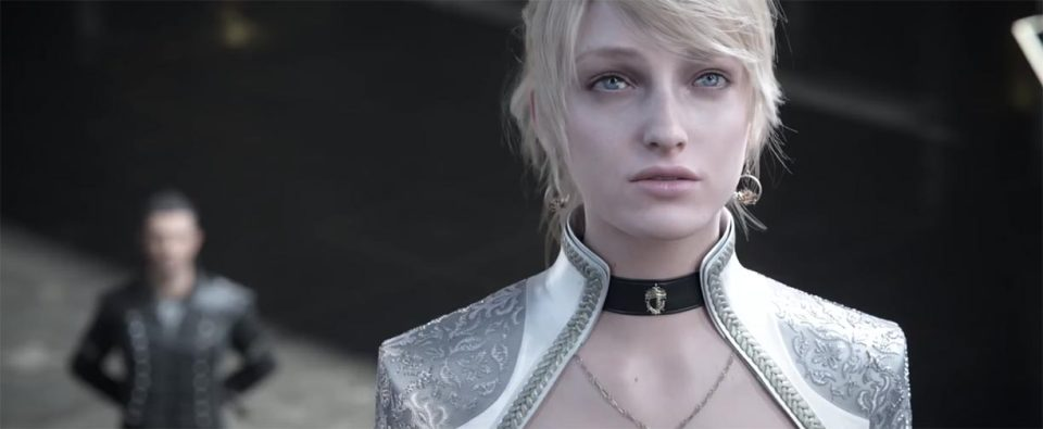 Kingsglaive: Final Fantasy XV Trailer Screencap