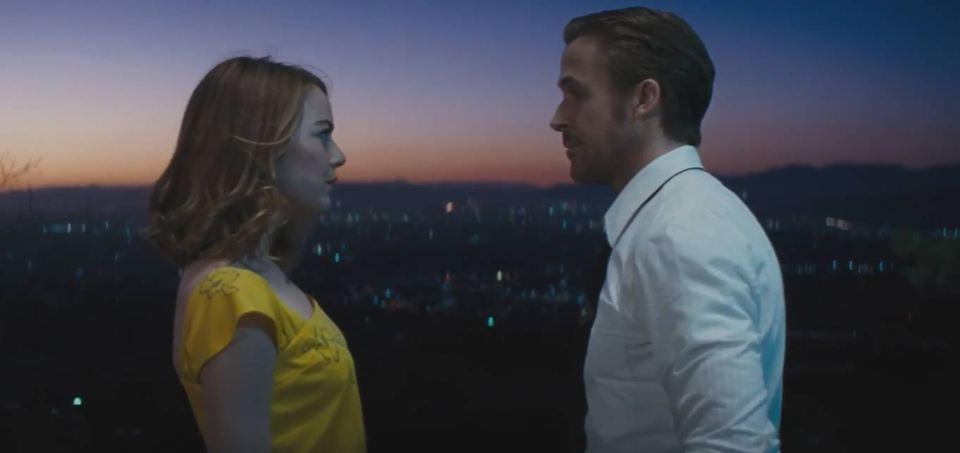 La La Land Teaser Trailer Screen Shot 2