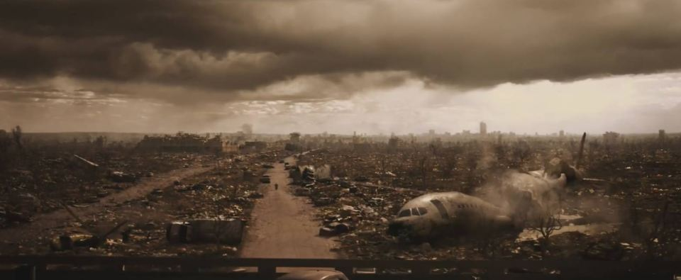 Resident Evil The Final Chapter Trailer Screenshot 1