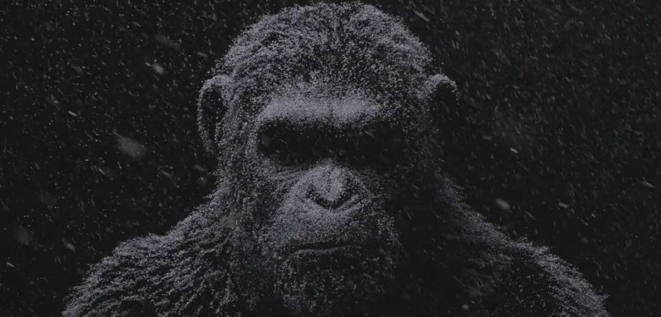 War for the Planet of the Apes - Screen 1