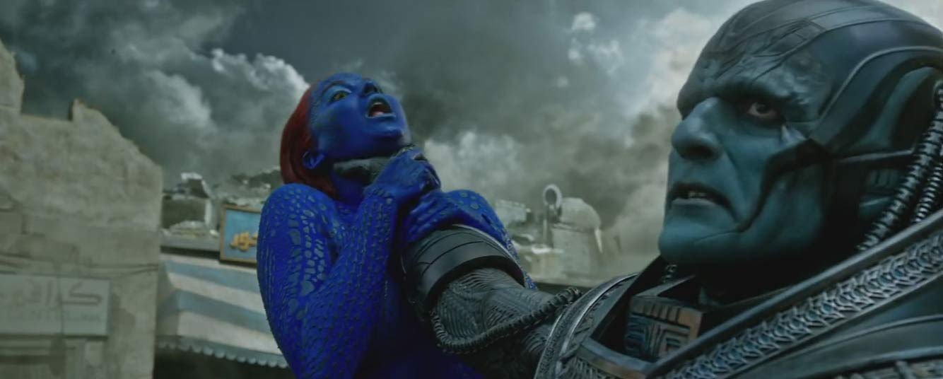 Fall Be Kind Wallpaper X Men Apocalypse Feature Trailer 2016