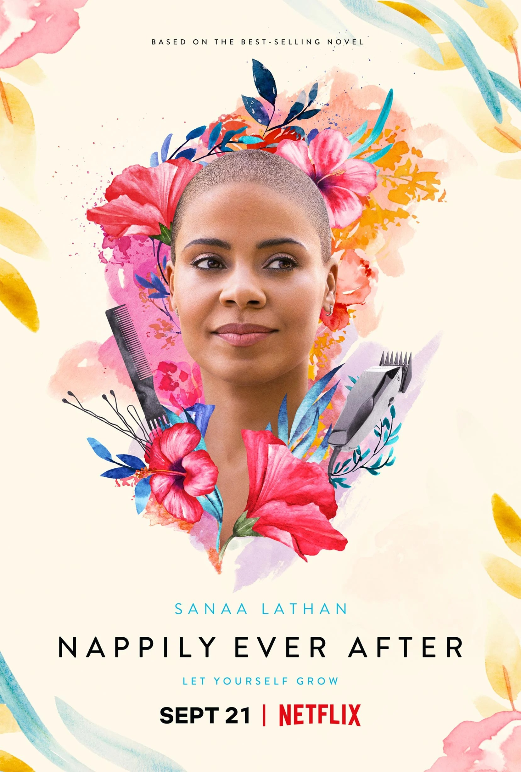 El Camino Netflix Filming Locations Nappily Ever After 2018 Poster 1 Trailer Addict