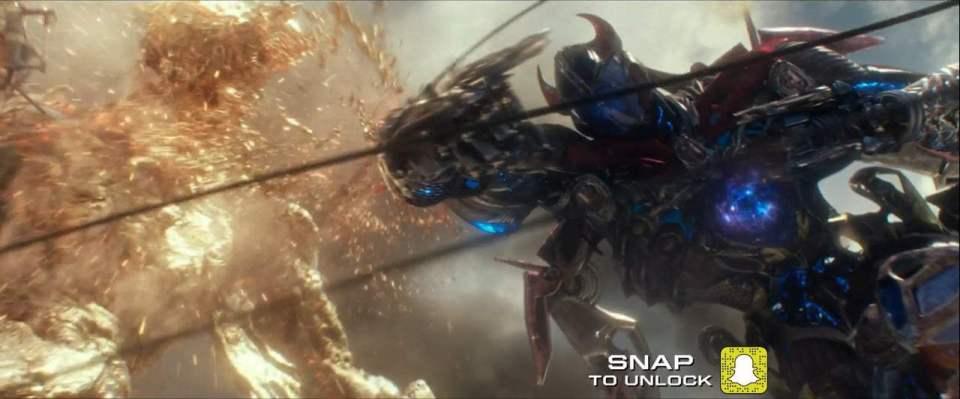 Power Rangers TV Spot - Unleash (2017) Screen Capture