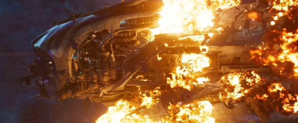 Guardians of the Galaxy Vol. 2 TV Spot - It's Showtimre (2017) Screen Capture
