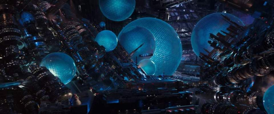 Valerian and the City of a Thousand Planets TV Spot - Teaser March 29 (2017) Screen Capture