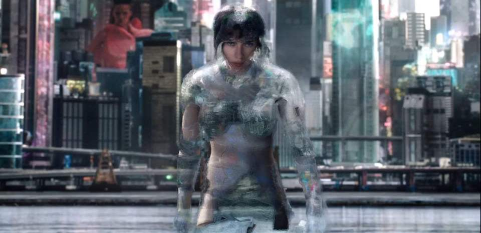 Ghost in the Shell TV Spot - Thrilling (2017) Screen Capture