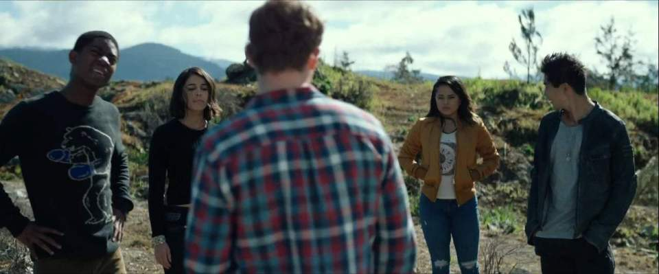 Power Rangers TV Spot - They're Back (2017) Screen Capture