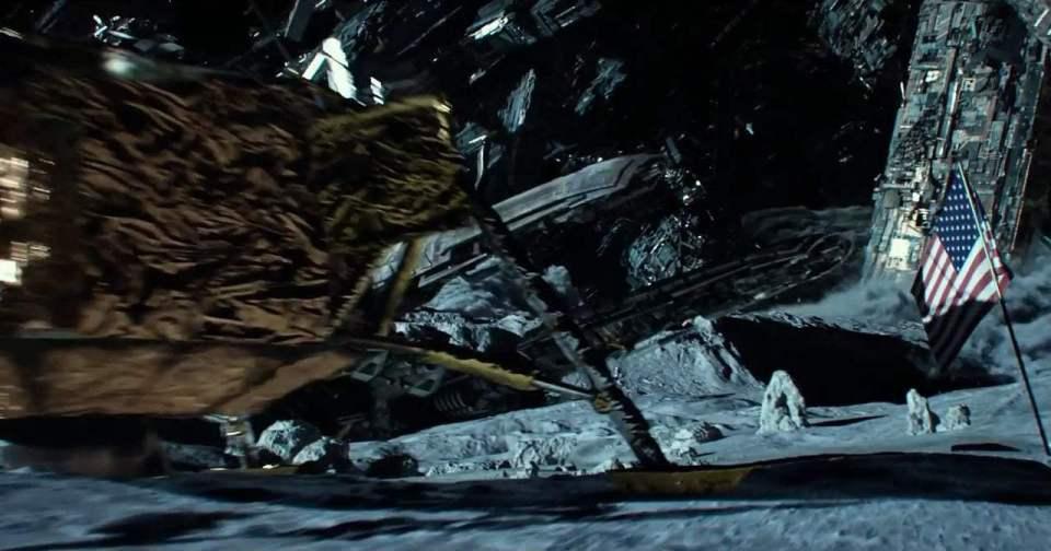 Transformers: The Last Knight TV Spot - Secret Past (2017) Screen Capture
