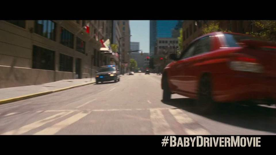 Baby Driver Featurette - Baby (2017) Screen Capture
