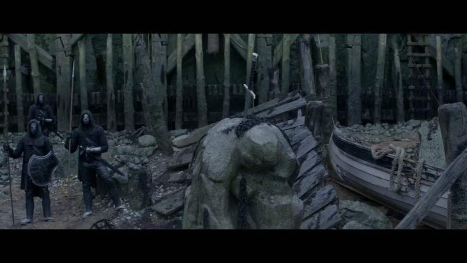 King Arthur: Legend of the Sword (2017) - Both Hands Screen Capture