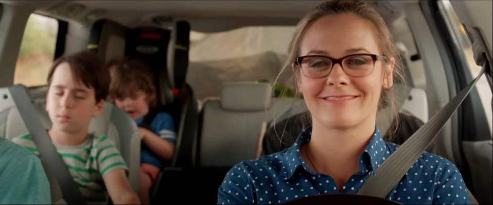 Diary of a Wimpy Kid: The Long Haul TV Spot - Her Way (2017) Screen Capture