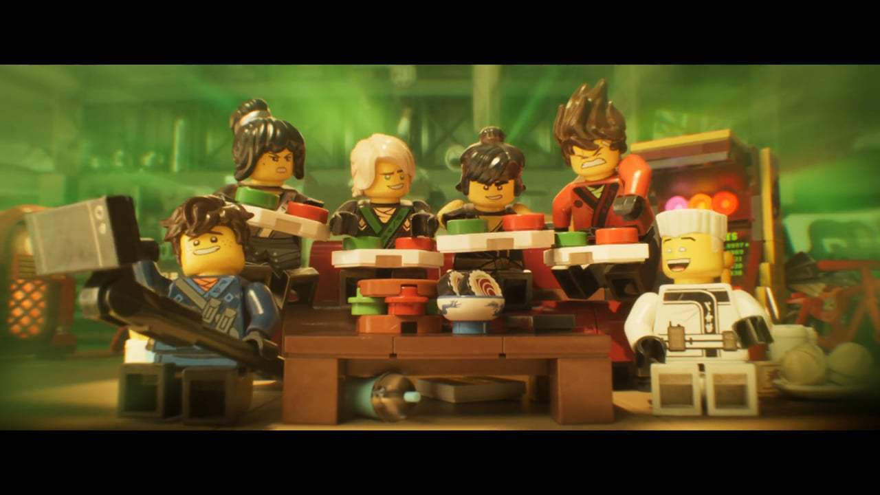 The Lego Ninjago Movie The Lego Ninjago Movie Music Video Found My Place 2017
