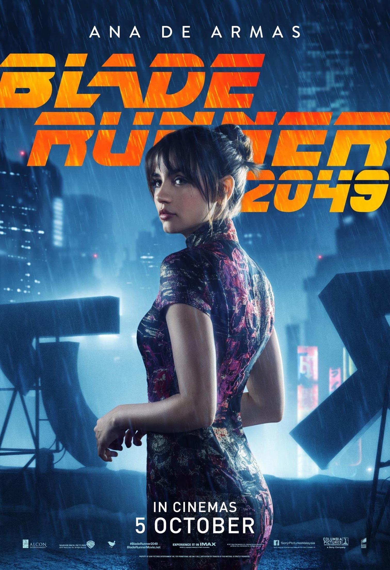 Resultado de imagen para Blade Runner 2049 (2017)