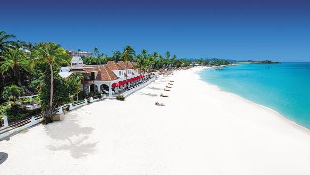 Surround Yourself With Romance At Sandals Grande Antigua