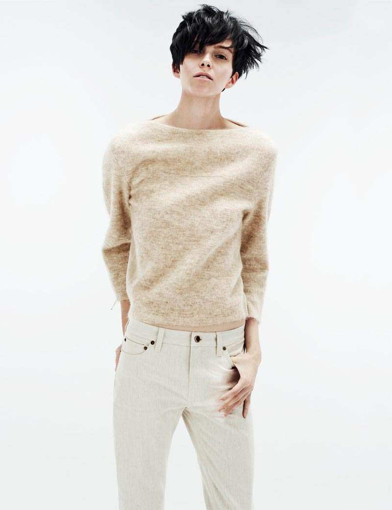 Cute Andro Girls Wallpaper 48 Androgynous Boy Cut Hairstyles