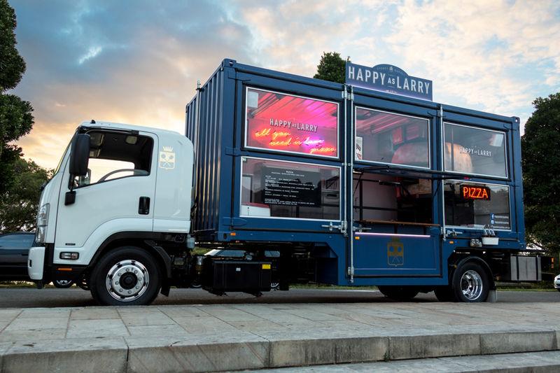 34 Innovative Food Trucks