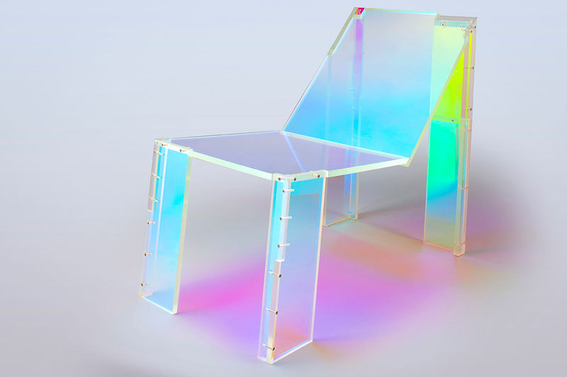 Chaises Transparentes Design Musician-inspired Acrylic Chairs : Acrylic Chair