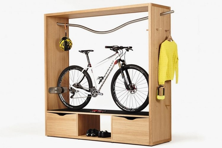 Bicycle Wardrobes Bike Storage Rack