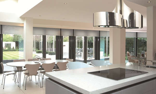 Mod Extractor Hoods  contemporary kitchens