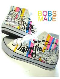 DIY Shoe Design Tutorials: Bobsmade Colors Your World